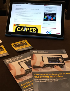 CAIPER Confabs at Nexus Summit 2019