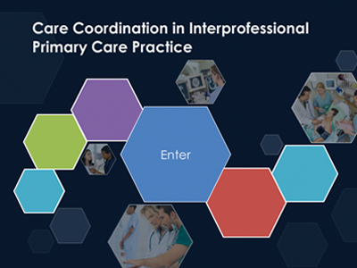 Care Coordination in Interprfessional Primary Care Practice