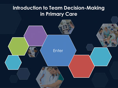 Introduction to Interprofessional Team Decision-Making