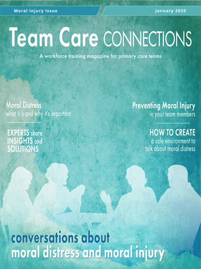 Team Care Connection - Conversations About Moral Distress and Moral Injury