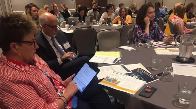 Team Care Connections sneak peek at Nexus Summit 2019